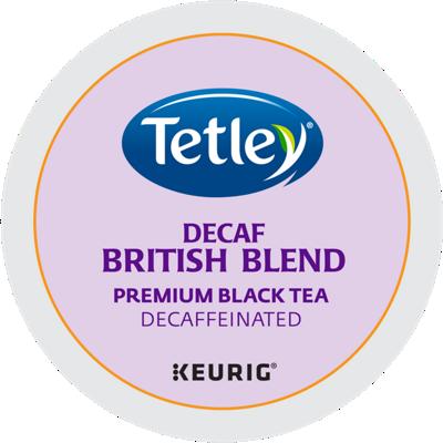British Blend Decaf Tea