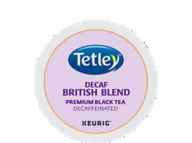 Tetley Tea British Blend Decaf Tea K-Cup Pod