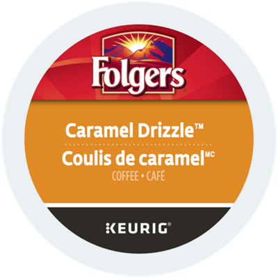 Caramel Drizzle™ Coffee Recyclable