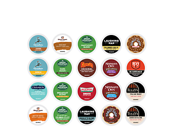 Keurig® Coffee Lovers' Collection Variety Pack
