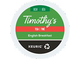 Thé English Breakfast décaféiné Recyclable