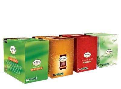Decaf Tea Variety Pack