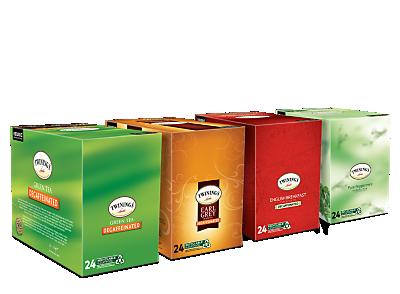 Decaf Tea Variety Pack Bundle