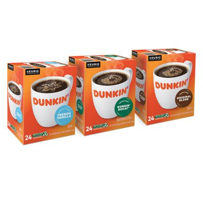 Dunkin Donuts® Best Selling Coffee Variety Pack Bundle