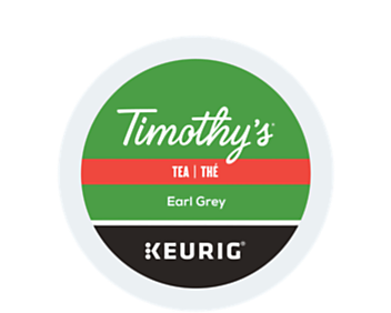 Earl Grey Tea Recyclable