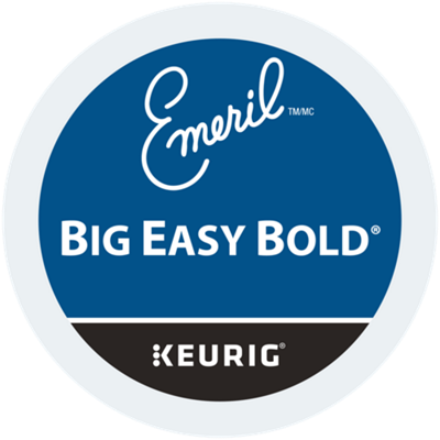 Café Big Easy® intense d'Emeril® recyclable