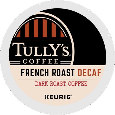 French Roast Decaf Extra Bold Coffee
