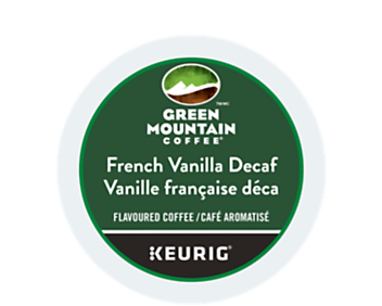 Vanille française décaf Recyclable