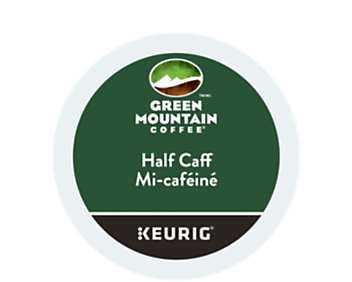 Half-Caff Coffee Recyclable