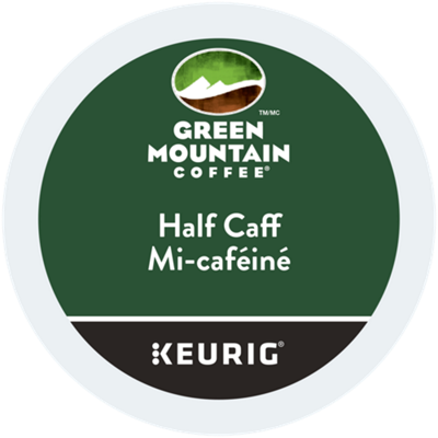 Mi-caféiné Recyclable