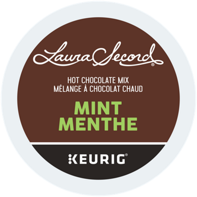 Mint Hot Chocolate Mix Recyclable