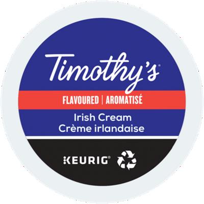 Crème Irlandaise Recyclable
