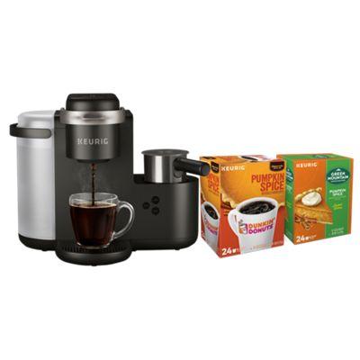 K-Cafe® + Pumpkin Spice Bundle