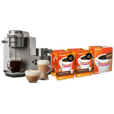 Keurig® K-Cafe® Special Edition + Dunkin' Donuts® Father's Day Bundle
