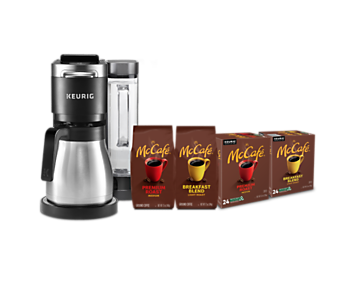 K-Duo Plus™ + McCafe® Best Seller Bundle