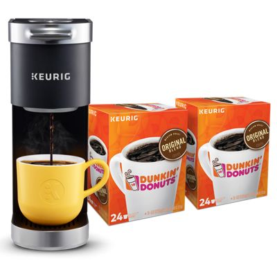 Keurig® K-Mini Plus® Dunkin' Donuts® Bundle