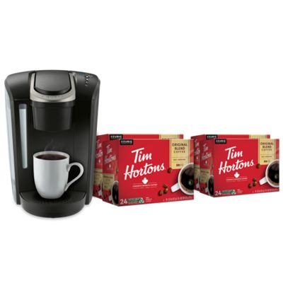 K-Select®  + Tim Hortons®  Original Blend Bundle