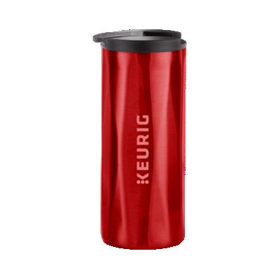 Keurig® 14oz. Faceted Travel Mug