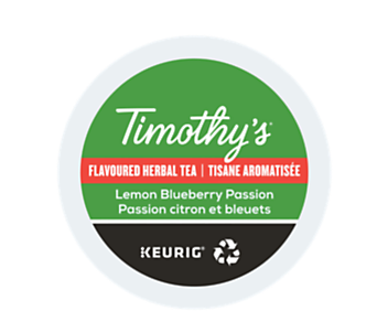 Lemon Blueberry Passion Tea Recyclable