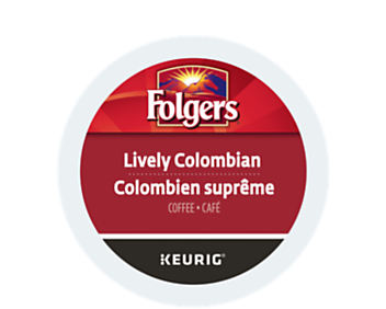 Lively Colombian Coffee Recyclable