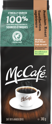 Premium Roast Decaf Ground Coffee