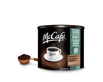 Café moulu torréfaction supérieure
