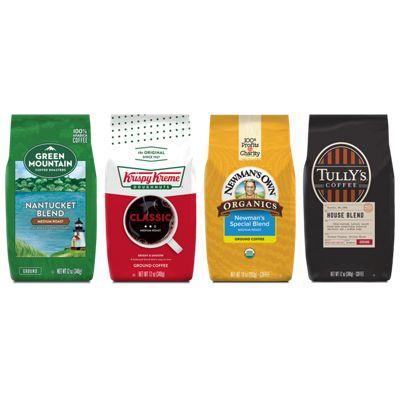 Medium Roast Best Sellers Bagged Coffee Bundle