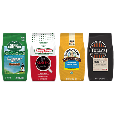 Medium Roast Best Sellers Bagged Coffee Bundle
