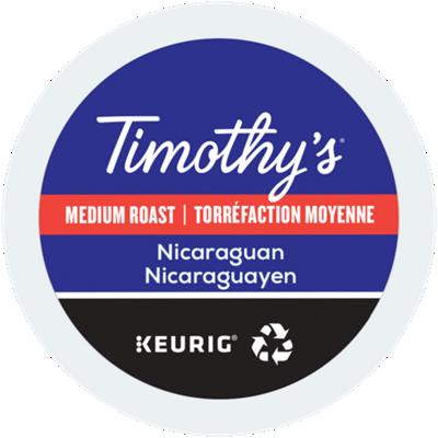 Nicaraguan Fair Trade Organic Coffee Recyclable