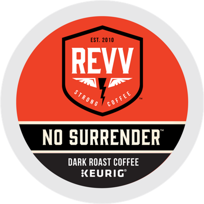 NO SURRENDER® Coffee