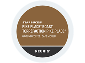 Pike Place® Roast Coffee Recyclable