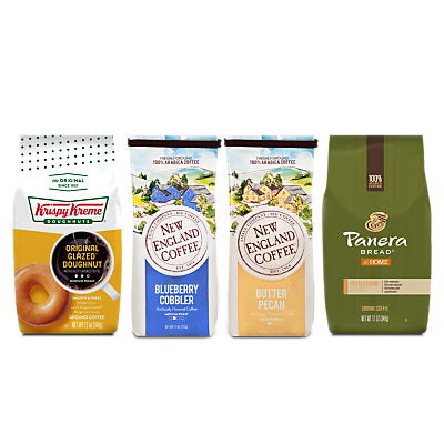 Savory Treats Bagged Coffee Bundle
