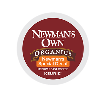 Newman's Special Decaf Coffee