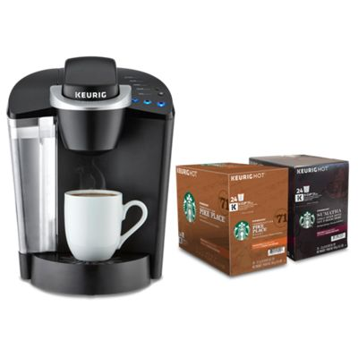 Bundle Name Keurig® K50 Starbucks® Pod Bundle