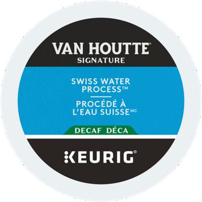 Décaféiné à l'eau suisse Équitable Biologique Recyclable