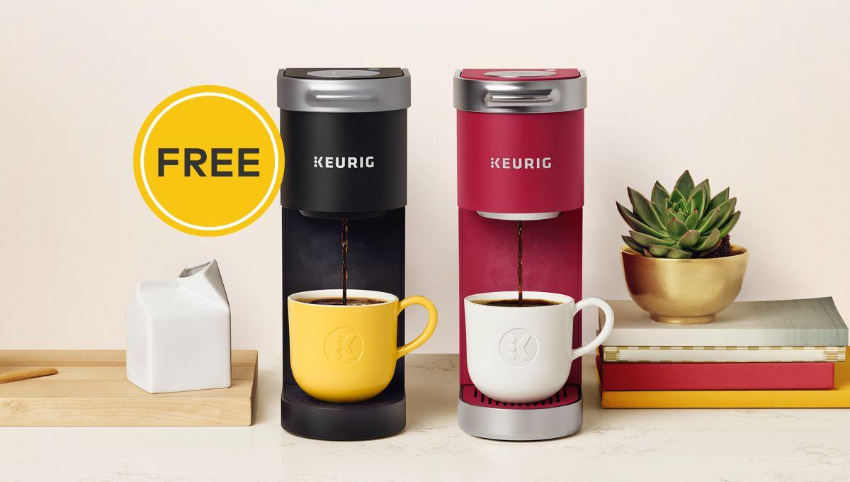 Get the K‑Mini® or the K‑Mini Plus® for $0