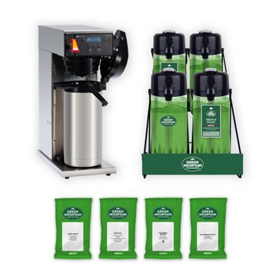 Traditional Coffee Starter Bundle and Installation