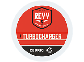 REVV™ TURBOCHARGER™ Coffee Recyclable