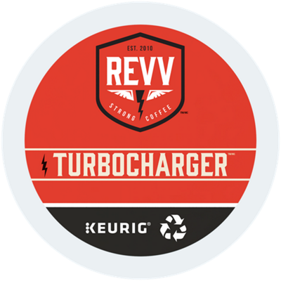 REVV™ TURBOCHARGER™ Recyclable
