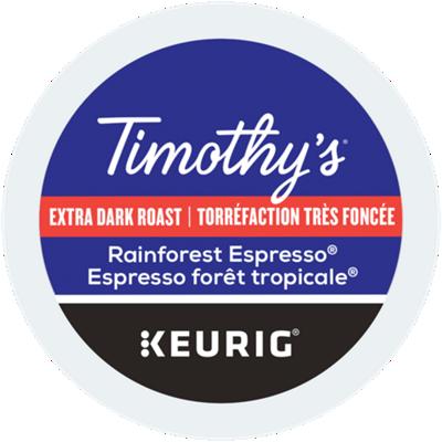 Rainforest Espresso™ Coffee Recyclable