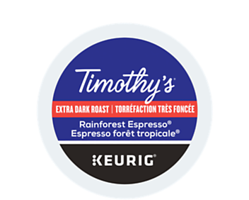 Rainforest Espresso™ Coffee Recyclable