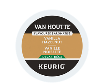 Vanilla Hazelnut Decaf Coffee Recyclable