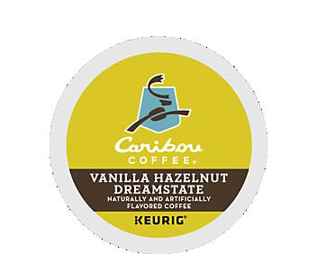 Vanilla Hazelnut Dreamstate Coffee