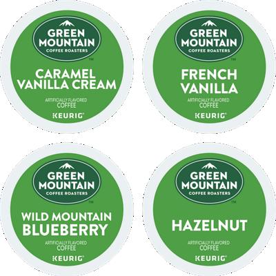 Variety Flavored Coffee Box