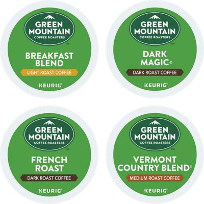 Variety Regular Coffee Box