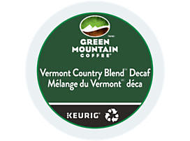Vermont Country Blend® Decaf Coffee Recyclable
