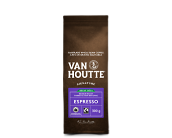 Espresso Decaf Signature Collection Whole Beans