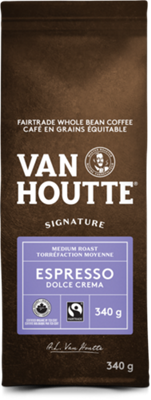 Espresso Dolce Crema Signature Collection Whole Beans
