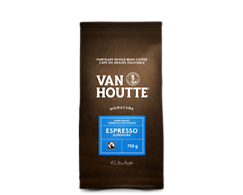 Van Houtte® Espresso Superiore Signature Collection Whole Beans