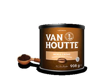 Café moulu moka crème